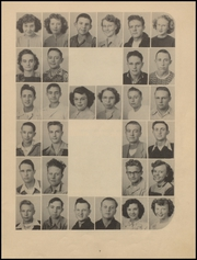 Page 11, 1949 Edition, Brewster High School - Bulldog Yearbook (Brewster, KS) online yearbook collection