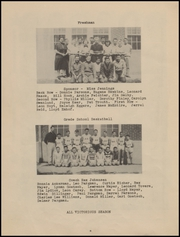 Page 12, 1949 Edition, Brewster High School - Bulldog Yearbook (Brewster, KS) online yearbook collection