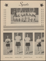 Page 17, 1949 Edition, Brewster High School - Bulldog Yearbook (Brewster, KS) online yearbook collection