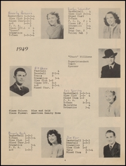 Page 9, 1949 Edition, Brewster High School - Bulldog Yearbook (Brewster, KS) online yearbook collection