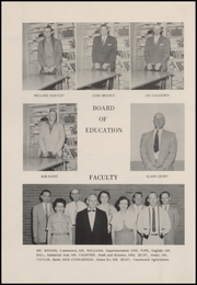 Page 10, 1959 Edition, Brewster High School - Bulldog Yearbook (Brewster, KS) online yearbook collection