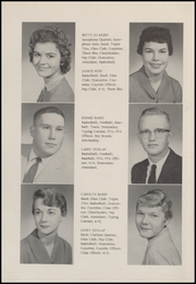 Page 12, 1959 Edition, Brewster High School - Bulldog Yearbook (Brewster, KS) online yearbook collection
