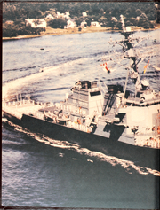 Page 2, 1992 Edition, Arleigh Burke (DDG 51) - Naval Cruise Book online yearbook collection