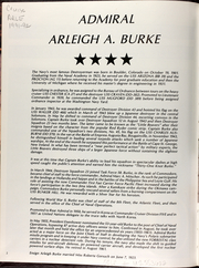 Page 6, 1992 Edition, Arleigh Burke (DDG 51) - Naval Cruise Book online yearbook collection