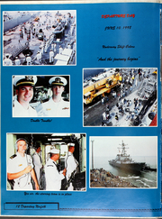 Page 16, 1998 Edition, Arleigh Burke (DDG 51) - Naval Cruise Book online yearbook collection