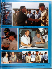 Page 9, 1998 Edition, Arleigh Burke (DDG 51) - Naval Cruise Book online yearbook collection