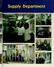 Page 55, 2003 Edition, Arleigh Burke (DDG 51) - Naval Cruise Book online yearbook collection