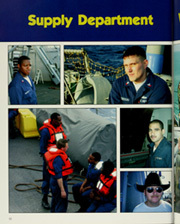 Page 56, 2003 Edition, Arleigh Burke (DDG 51) - Naval Cruise Book online yearbook collection