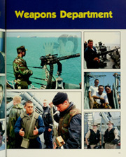 Page 57, 2003 Edition, Arleigh Burke (DDG 51) - Naval Cruise Book online yearbook collection