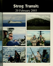 Page 67, 2003 Edition, Arleigh Burke (DDG 51) - Naval Cruise Book online yearbook collection