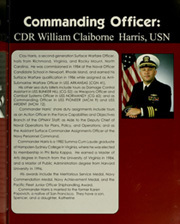 Page 7, 2003 Edition, Arleigh Burke (DDG 51) - Naval Cruise Book online yearbook collection