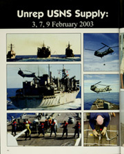 Page 70, 2003 Edition, Arleigh Burke (DDG 51) - Naval Cruise Book online yearbook collection