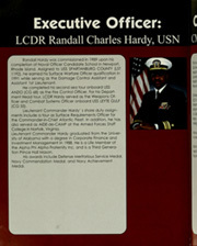 Page 8, 2003 Edition, Arleigh Burke (DDG 51) - Naval Cruise Book online yearbook collection