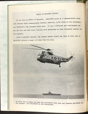Page 10, 1969 Edition, Arlington (AGMR 2) - Naval Cruise Book online yearbook collection