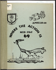 Page 3, 1969 Edition, Arlington (AGMR 2) - Naval Cruise Book online yearbook collection