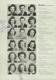 Page 16, 1945 Edition, Planeview High School - Talespin Yearbook (Wichita, KS) online yearbook collection