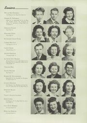 Page 17, 1945 Edition, Planeview High School - Talespin Yearbook (Wichita, KS) online yearbook collection