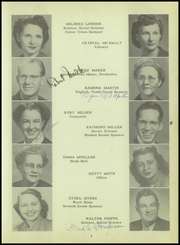 Page 11, 1949 Edition, Planeview High School - Talespin Yearbook (Wichita, KS) online yearbook collection