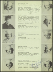 Page 15, 1949 Edition, Planeview High School - Talespin Yearbook (Wichita, KS) online yearbook collection