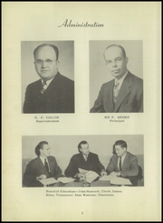Page 8, 1949 Edition, Planeview High School - Talespin Yearbook (Wichita, KS) online yearbook collection