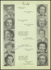 Page 9, 1949 Edition, Planeview High School - Talespin Yearbook (Wichita, KS) online yearbook collection