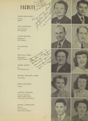 Page 11, 1950 Edition, Planeview High School - Talespin Yearbook (Wichita, KS) online yearbook collection