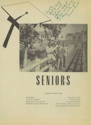 Page 15, 1950 Edition, Planeview High School - Talespin Yearbook (Wichita, KS) online yearbook collection