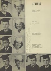 Page 16, 1950 Edition, Planeview High School - Talespin Yearbook (Wichita, KS) online yearbook collection