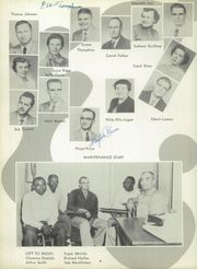 Page 12, 1957 Edition, Planeview High School - Talespin Yearbook (Wichita, KS) online yearbook collection