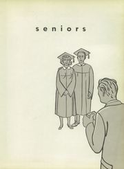 Page 13, 1957 Edition, Planeview High School - Talespin Yearbook (Wichita, KS) online yearbook collection