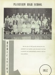 Page 7, 1957 Edition, Planeview High School - Talespin Yearbook (Wichita, KS) online yearbook collection