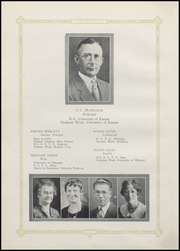 Page 12, 1930 Edition, Sherman Community High School - Golden S Yearbook (Goodland, KS) online yearbook collection