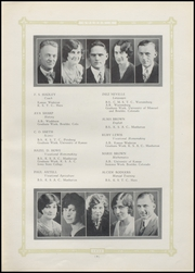 Page 13, 1930 Edition, Sherman Community High School - Golden S Yearbook (Goodland, KS) online yearbook collection