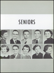 Page 13, 1955 Edition, Kiowa High School - Chieftain Yearbook (Kiowa, KS) online yearbook collection
