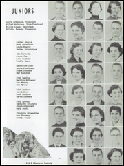 Page 17, 1955 Edition, Kiowa High School - Chieftain Yearbook (Kiowa, KS) online yearbook collection