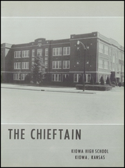Page 7, 1955 Edition, Kiowa High School - Chieftain Yearbook (Kiowa, KS) online yearbook collection