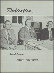 Page 8, 1955 Edition, Kiowa High School - Chieftain Yearbook (Kiowa, KS) online yearbook collection