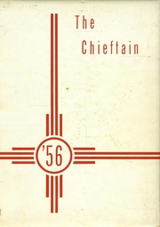 Page 1, 1956 Edition, Kiowa High School - Chieftain Yearbook (Kiowa, KS) online yearbook collection