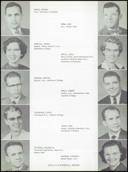 Page 13, 1956 Edition, Kiowa High School - Chieftain Yearbook (Kiowa, KS) online yearbook collection