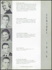 Page 17, 1956 Edition, Kiowa High School - Chieftain Yearbook (Kiowa, KS) online yearbook collection