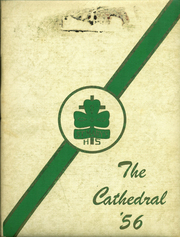 Page 1, 1956 Edition, St Marys High School - Cathedral Yearbook (Wichita, KS) online yearbook collection