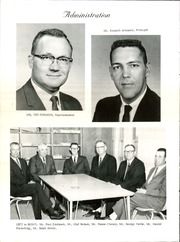 Page 8, 1969 Edition, Sylvan Grove Unified High School - Mustang Yearbook (Sylvan Grove, KS) online yearbook collection