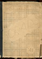Page 1, 1941 Edition, Howard High School - Scraps Yearbook (Howard, KS) online yearbook collection