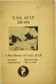 Page 3, 1945 Edition, Ault (DD 698) - Naval Cruise Book online yearbook collection