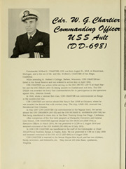 Page 6, 1960 Edition, Ault (DD 698) - Naval Cruise Book online yearbook collection