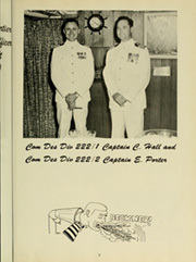 Page 7, 1960 Edition, Ault (DD 698) - Naval Cruise Book online yearbook collection