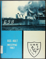 Page 1, 1967 Edition, Ault (DD 698) - Naval Cruise Book online yearbook collection