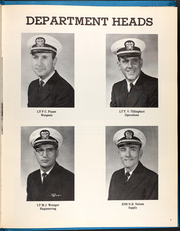 Page 11, 1967 Edition, Ault (DD 698) - Naval Cruise Book online yearbook collection