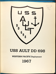 Page 5, 1967 Edition, Ault (DD 698) - Naval Cruise Book online yearbook collection