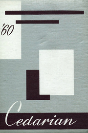 Page 1, 1960 Edition, Lebanon High School - Bronchos Yearbook (Lebanon, KS) online yearbook collection